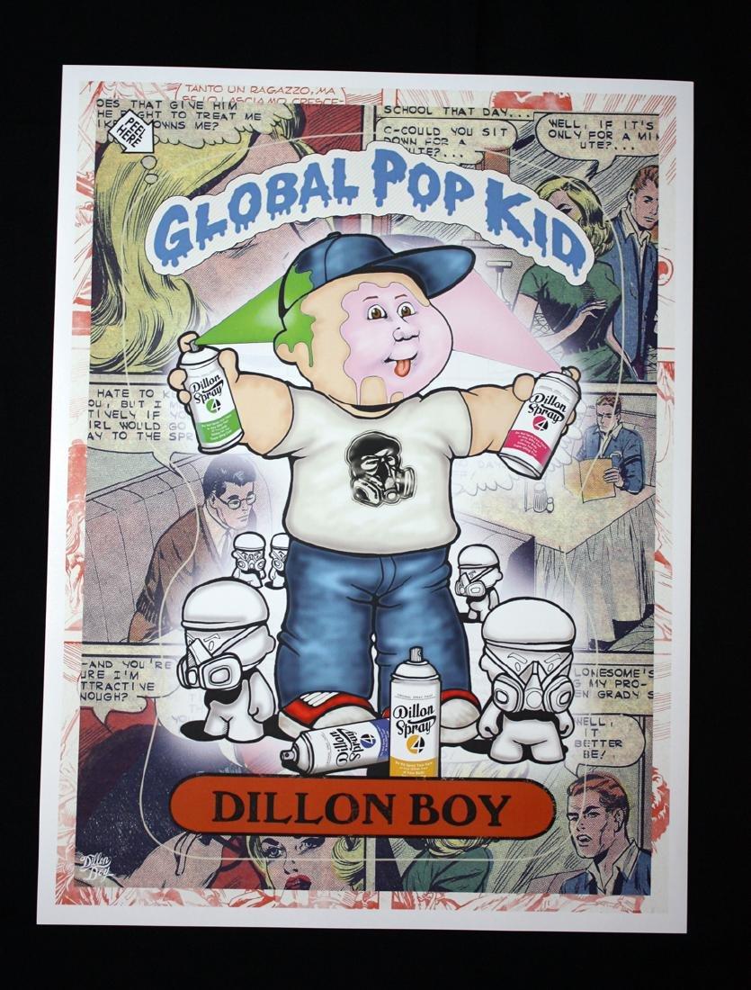 Dillon Boy Global Pop Kid