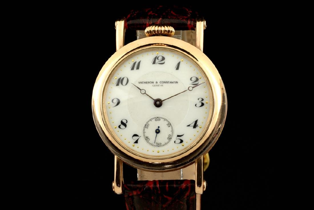 Vacheron & Constantin 14K Solid Gold Manual Watch