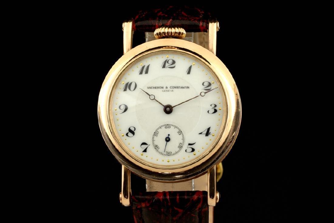 Vacheron & Constantin 14K Solid Gold Manual Watch