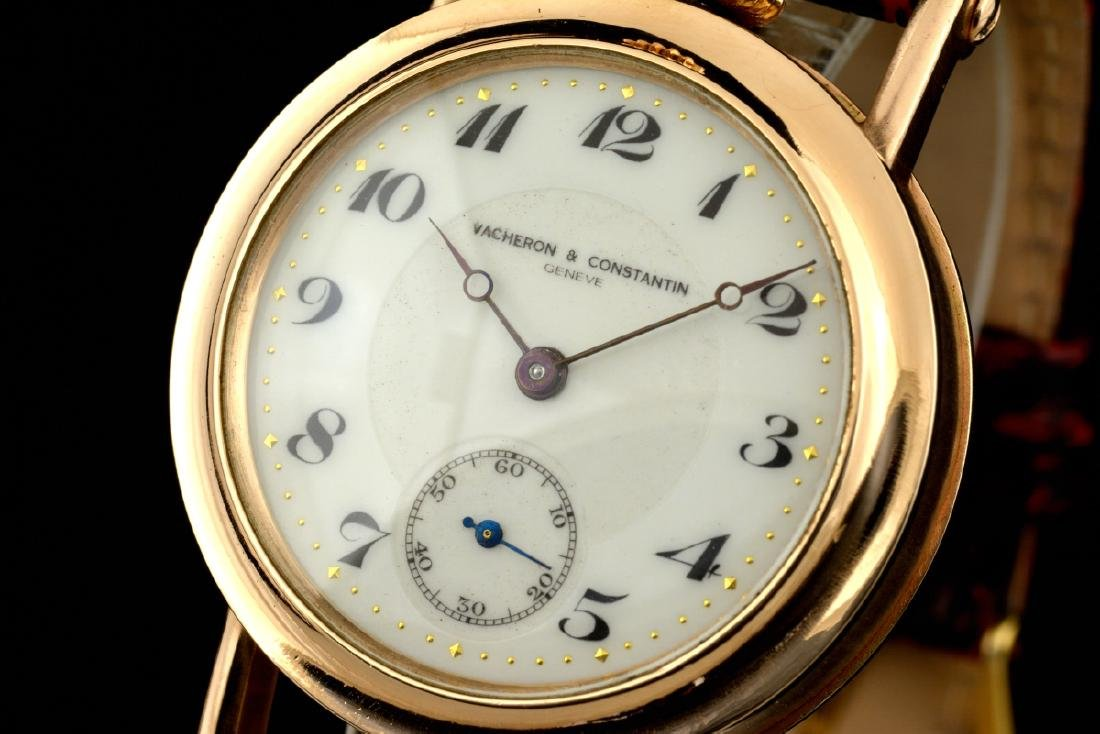 Vacheron & Constantin 14K Solid Gold Manual Watch - 2