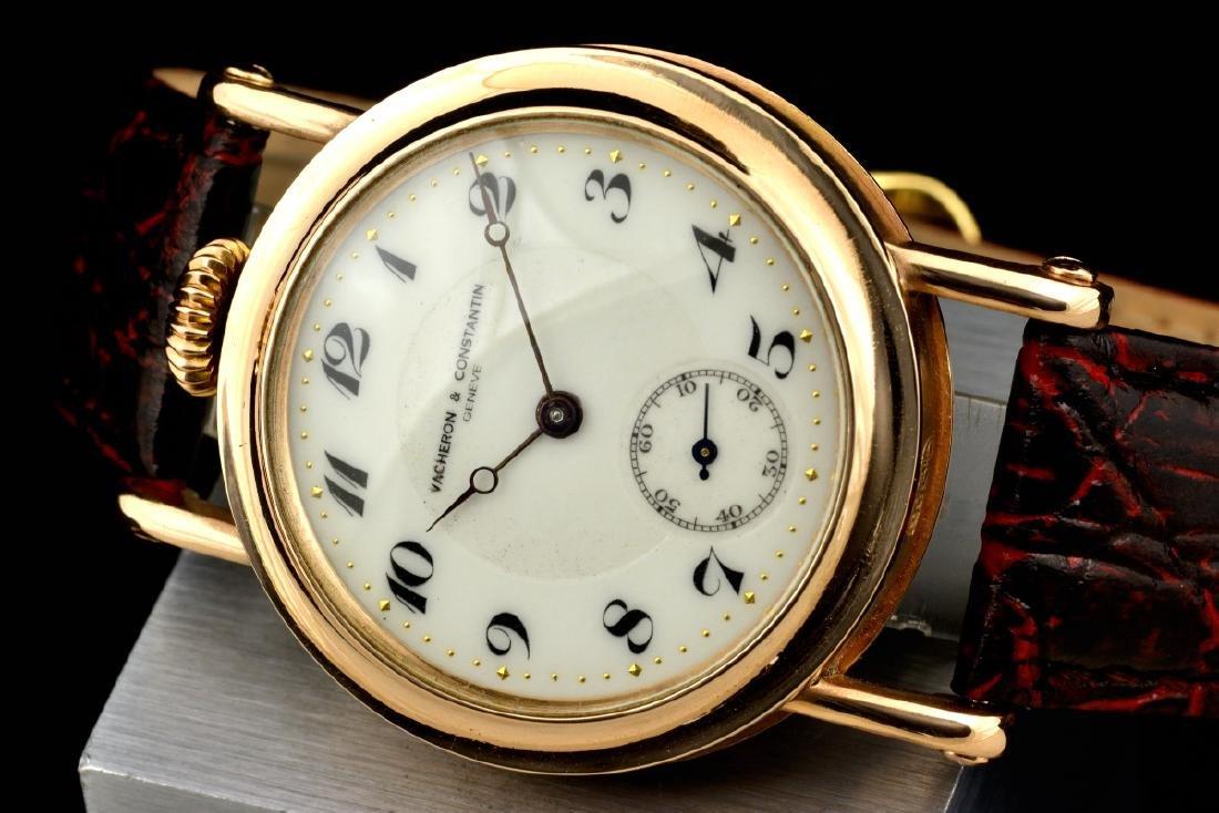 Vacheron & Constantin 14K Solid Gold Manual Watch - 3