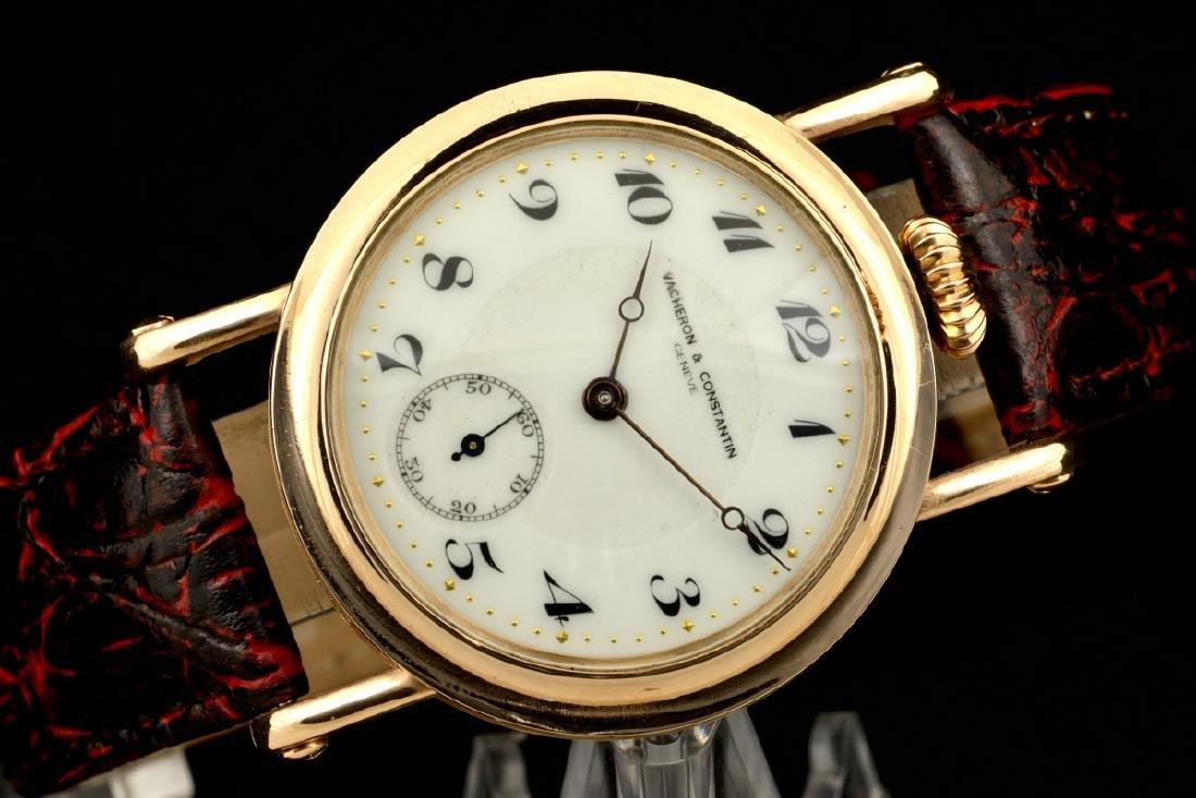 Vacheron & Constantin 14K Solid Gold Manual Watch - 4