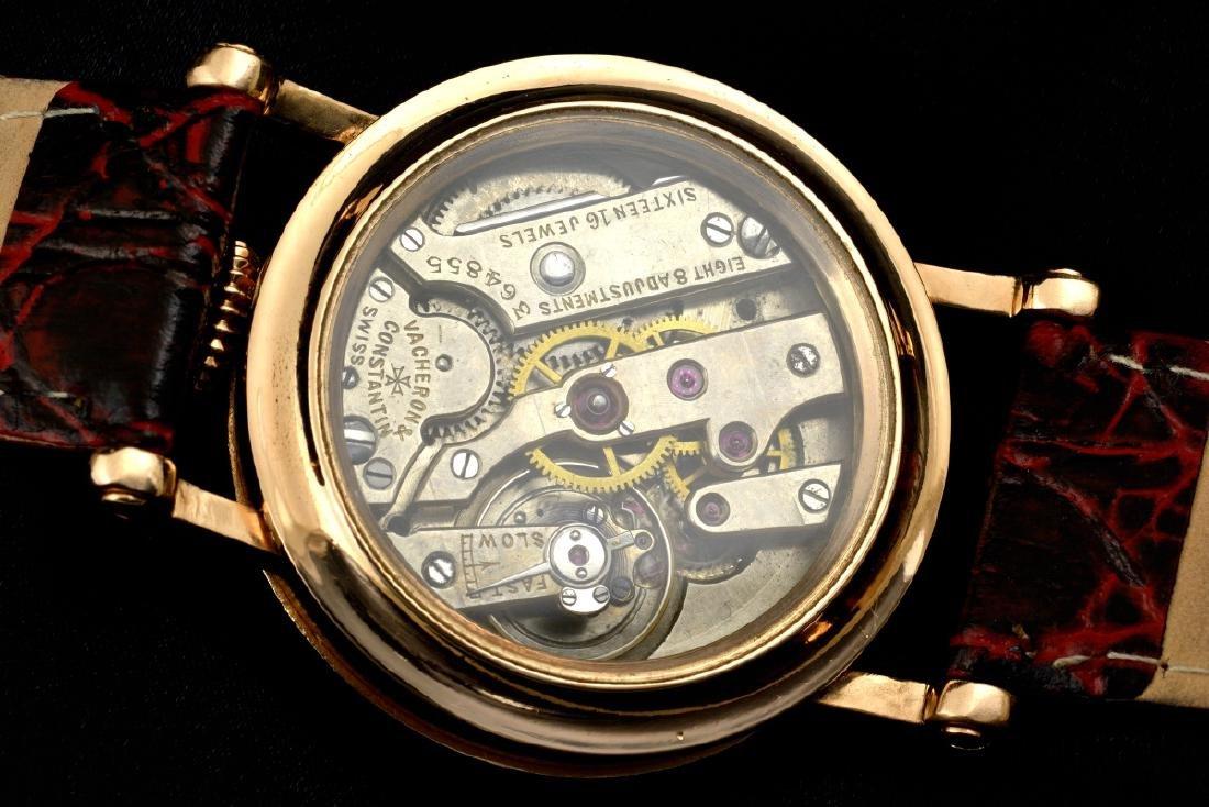 Vacheron & Constantin 14K Solid Gold Manual Watch - 7