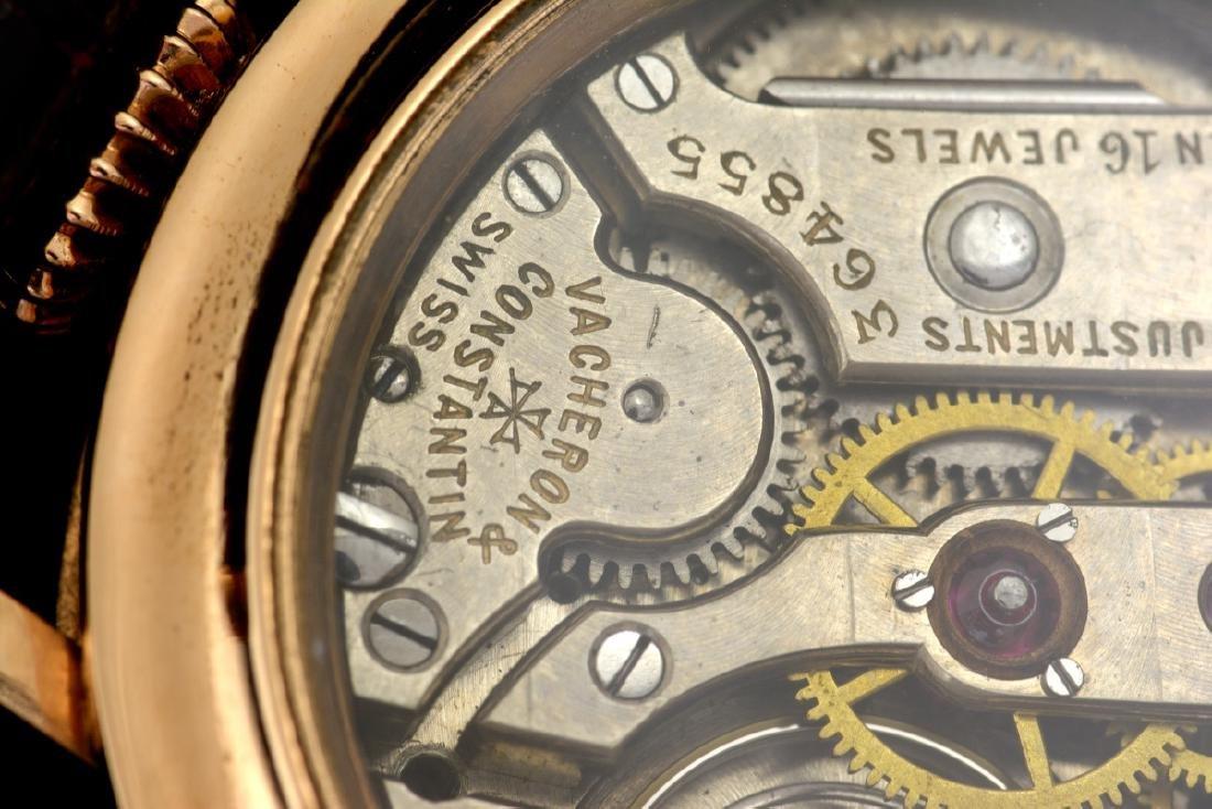 Vacheron & Constantin 14K Solid Gold Manual Watch - 8
