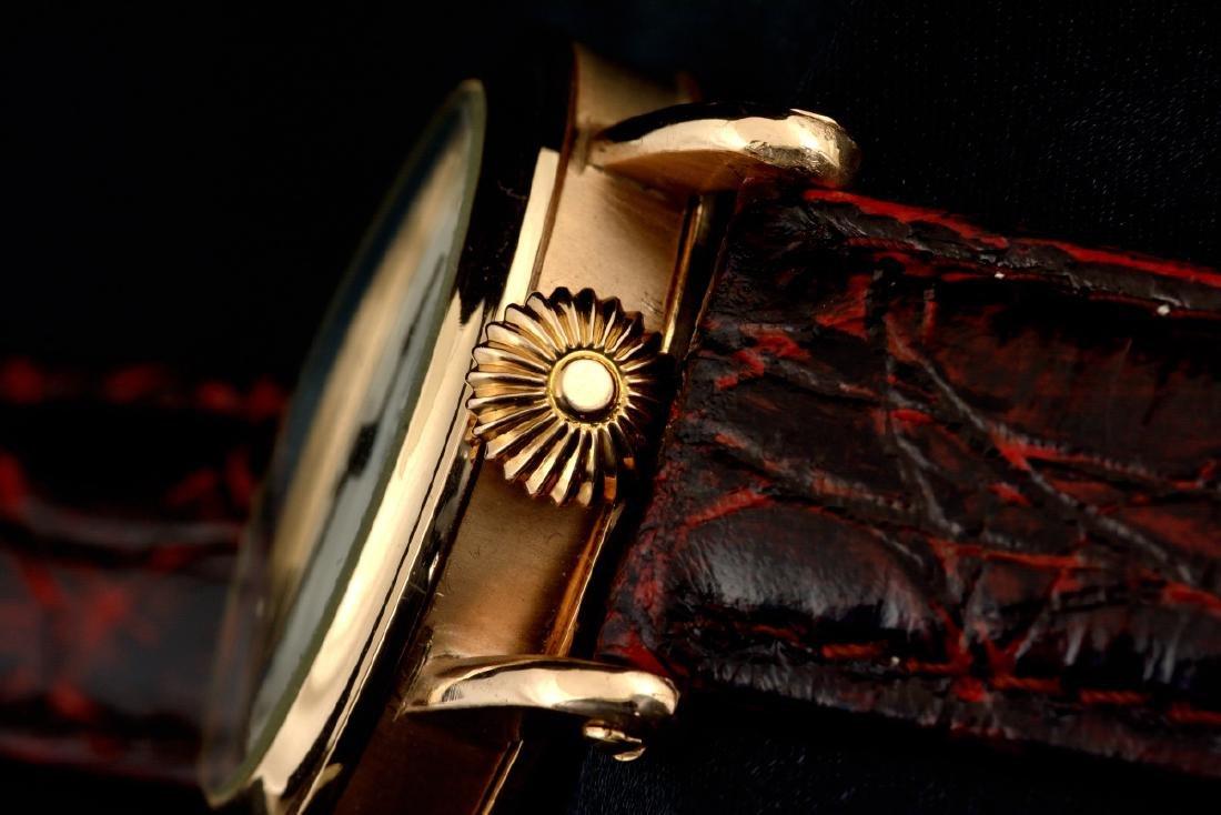 Vacheron & Constantin 14K Solid Gold Manual Watch - 9