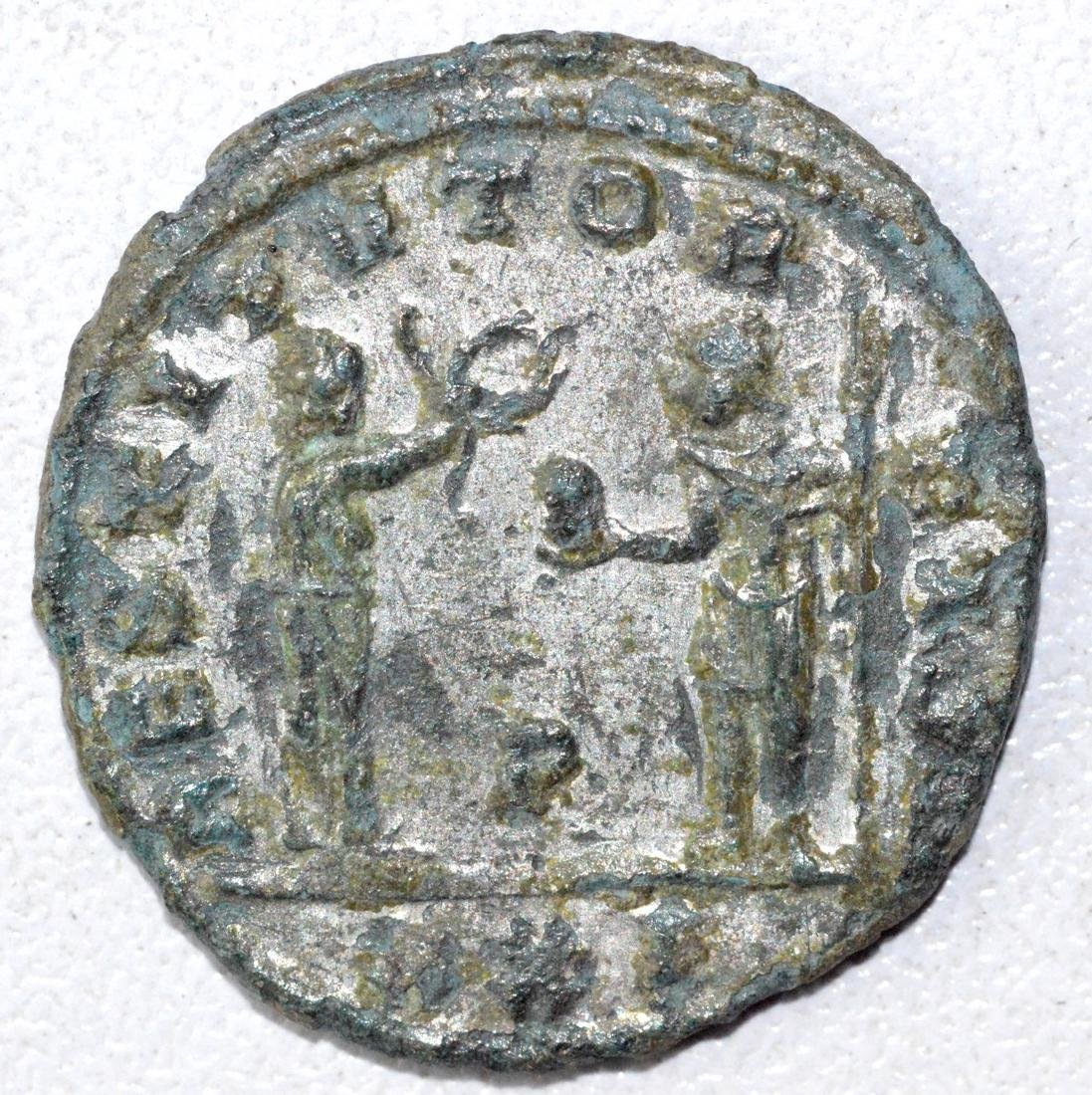 Ancient Roman Silvered Coin - Probus - 2