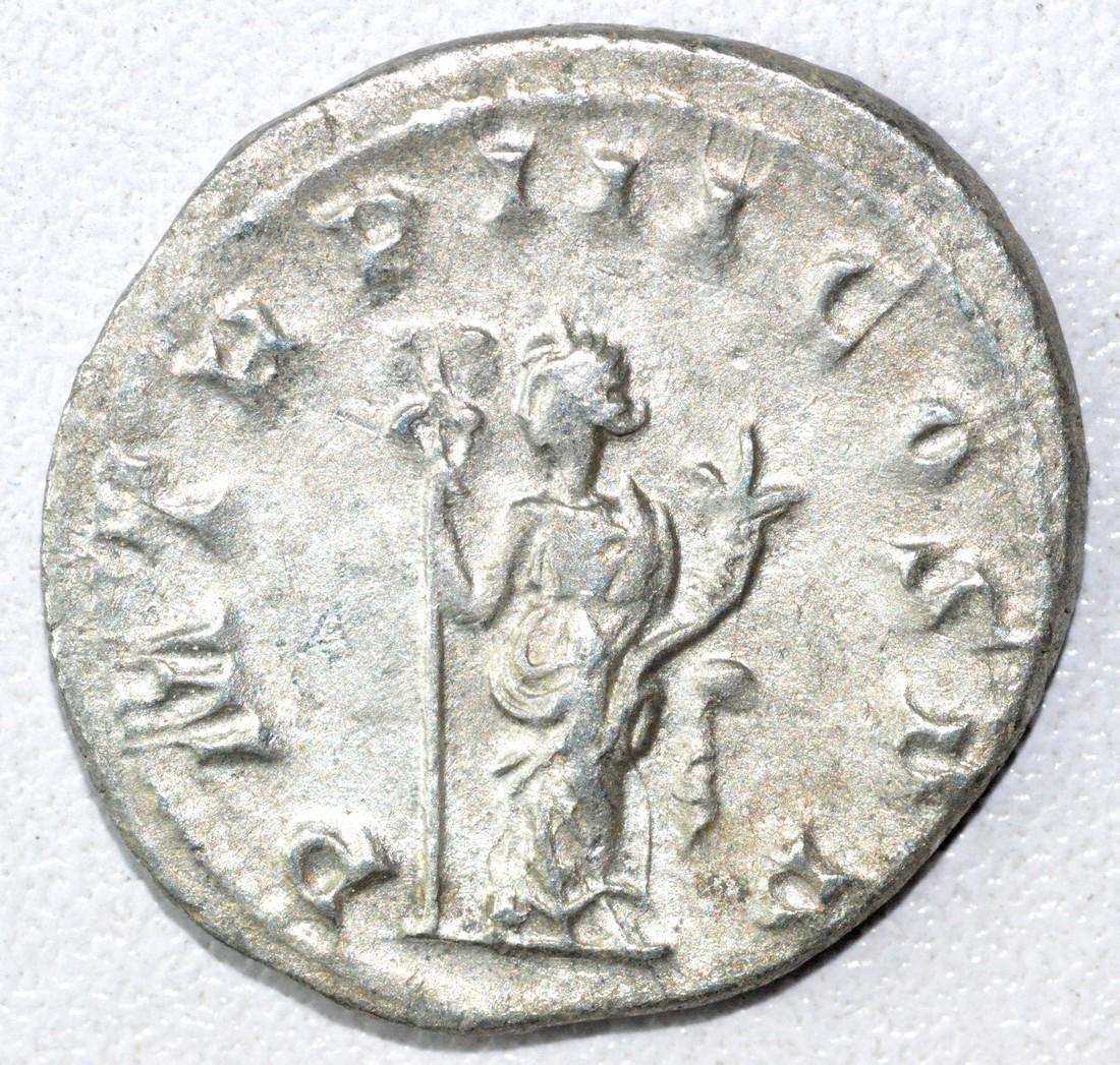 Ancient Roman Antoninianus Coin - Philip II - 2