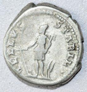 Ancient Roman Denarius Coin - Hadrian - 2