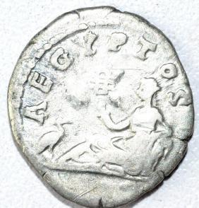 Rare Ancient Roman Denarius Coin -  Hadrian - 2