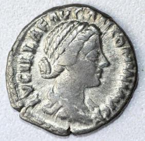 Ancient Roman Denarius Coin - Lucilla