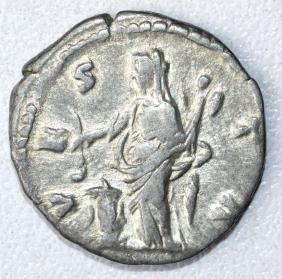 Ancient Roman Denarius Coin - Lucilla - 2