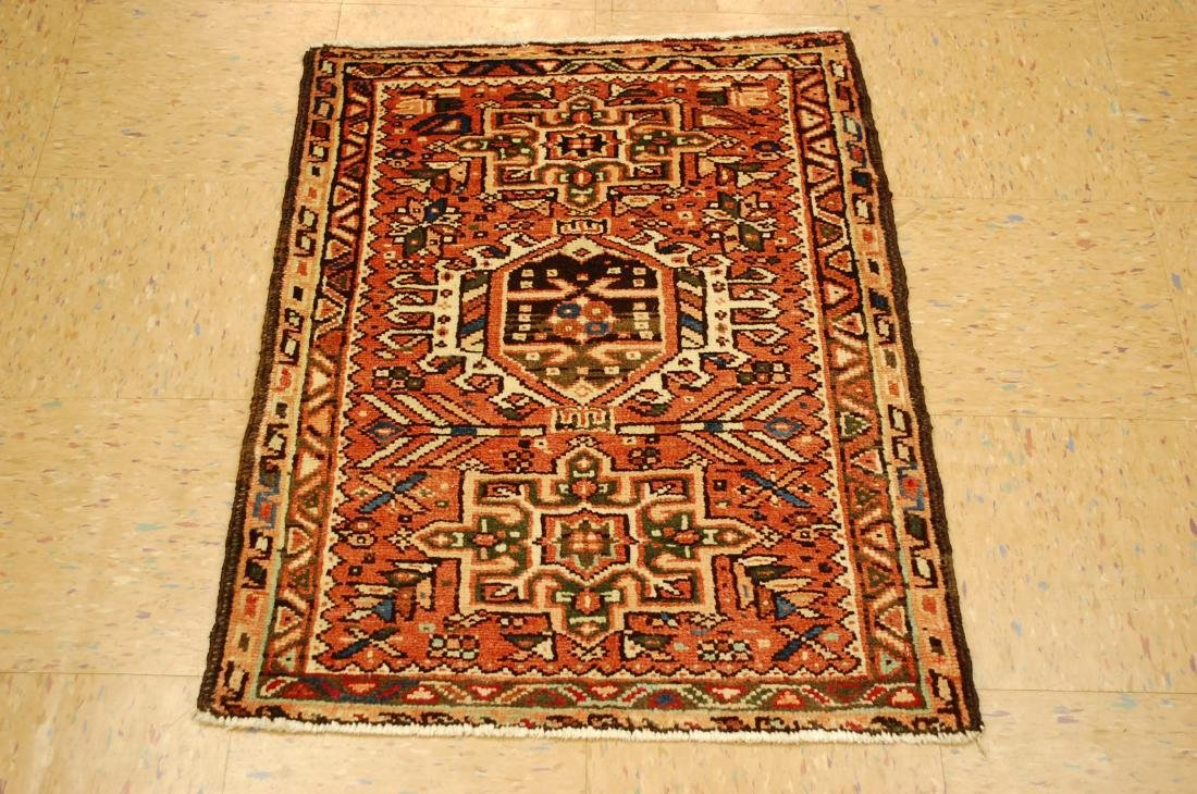 Persian Heriz Rug 2.4x3