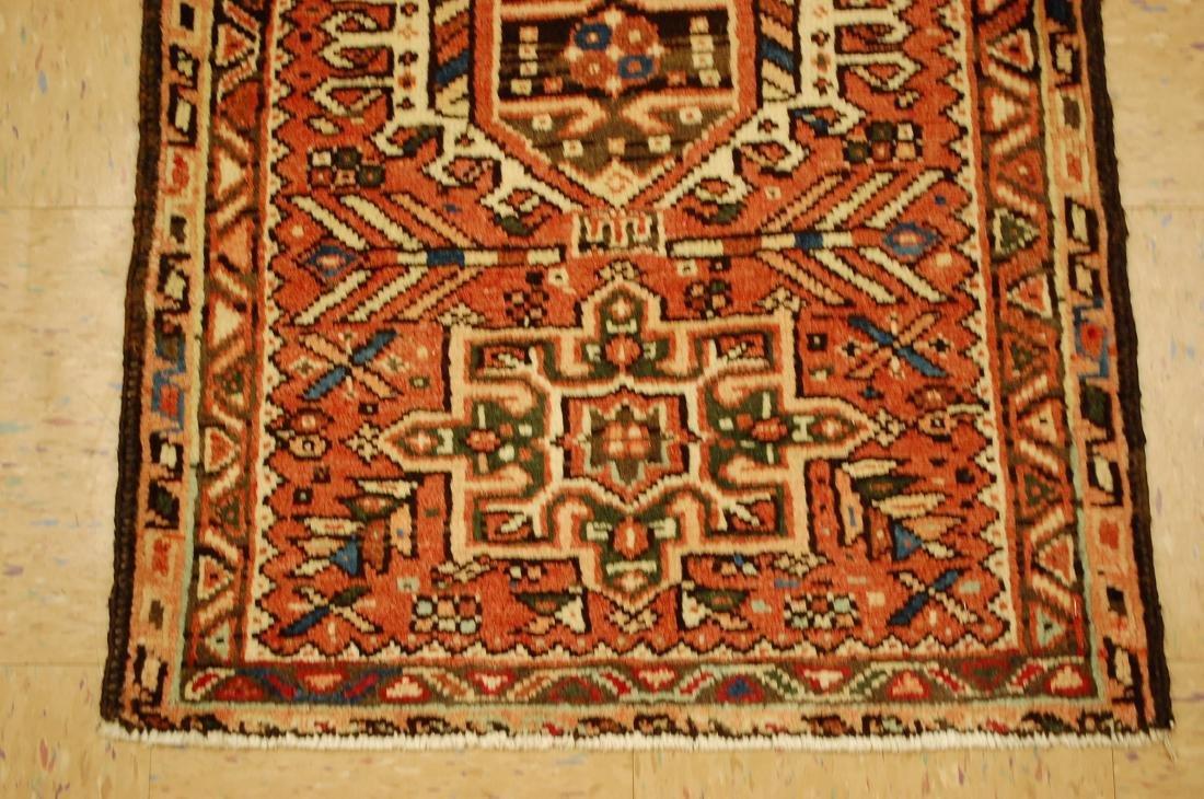 Persian Heriz Rug 2.4x3 - 2