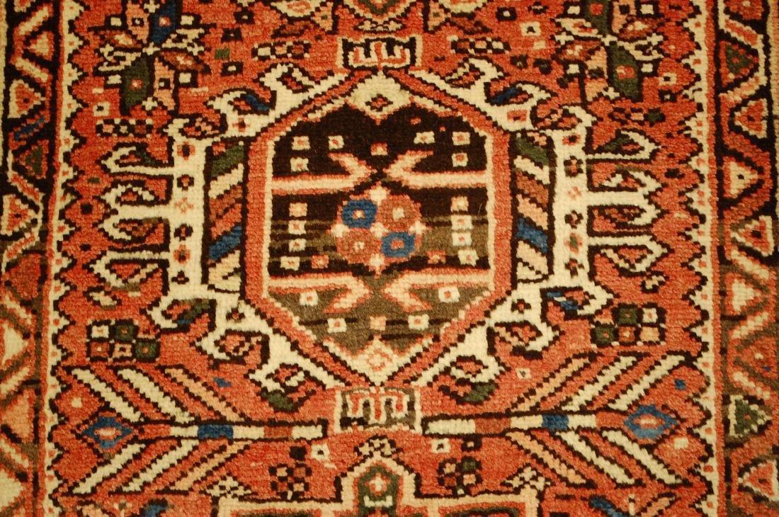 Persian Heriz Rug 2.4x3 - 4