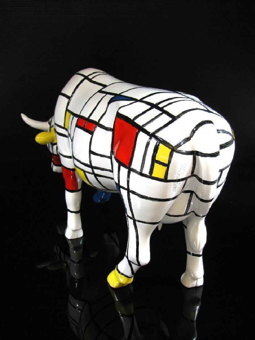 CowParade - Cow Moondrian Large - Jon Eastman - 3