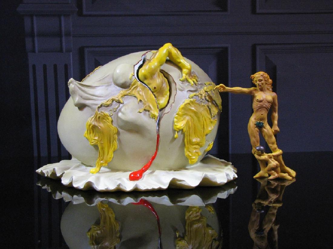 "Salvador Dali ""La Naissance Large"" Mouseion Collectiion"