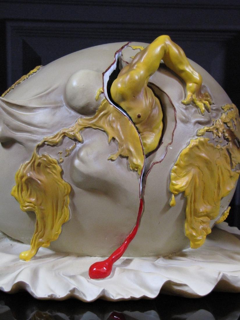 "Salvador Dali ""La Naissance Large"" Mouseion Collectiion - 2"