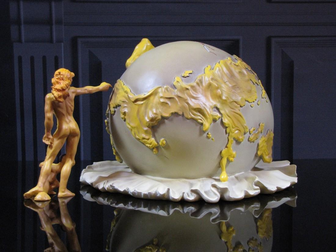 "Salvador Dali ""La Naissance Large"" Mouseion Collectiion - 4"