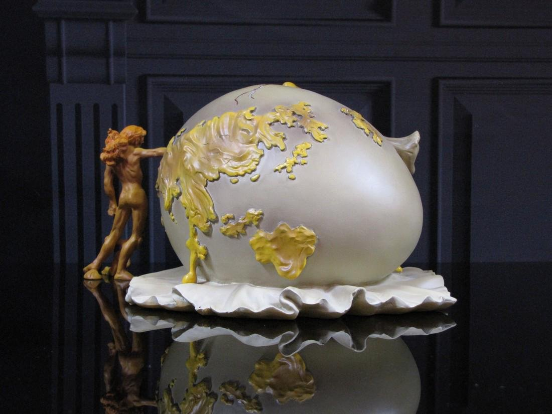 "Salvador Dali ""La Naissance Large"" Mouseion Collectiion - 5"