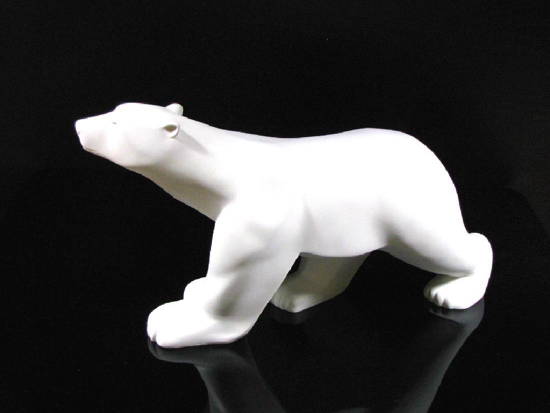 François Pompon - Polar bear Ours Blanc