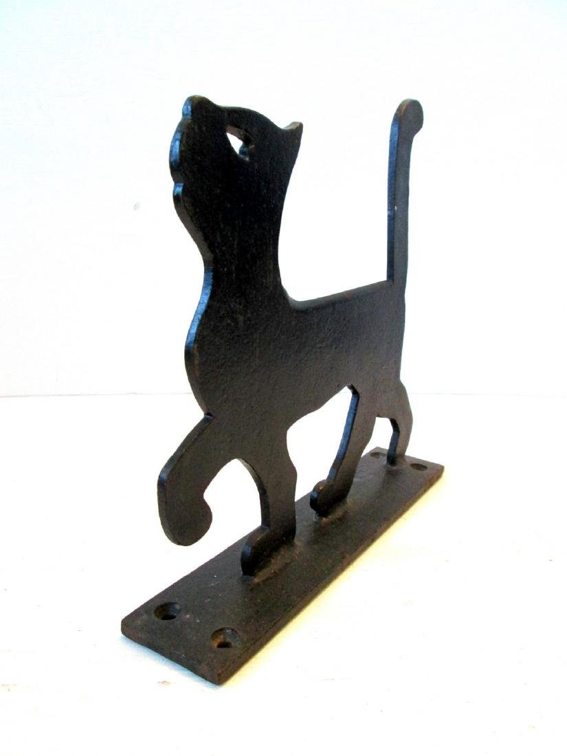Rare Cat Boot Scraper - 5