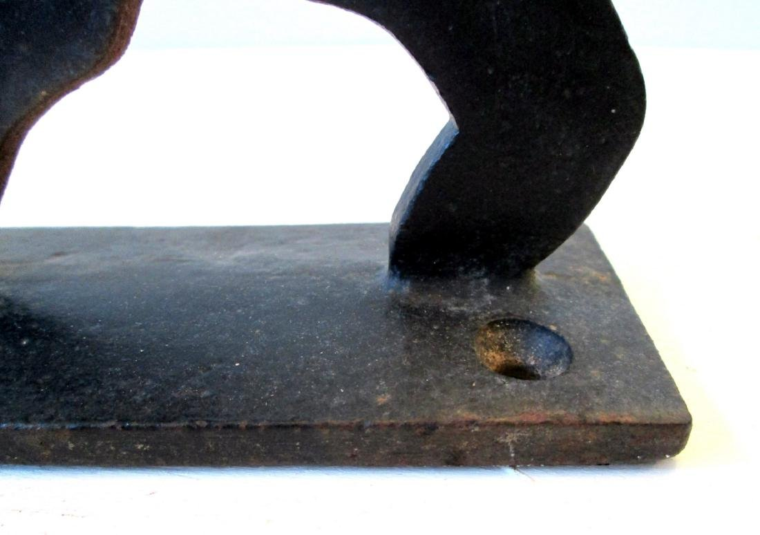 Rare Cat Boot Scraper - 7