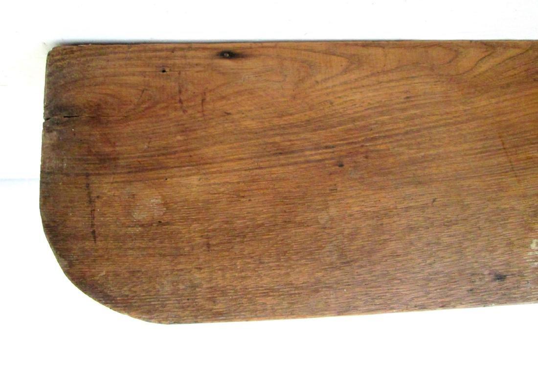 Early Carved Wall Shelf - 8
