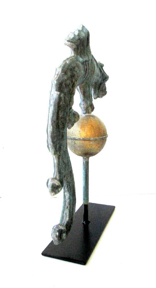 Rare Early Gargoyle Weathervane - 10