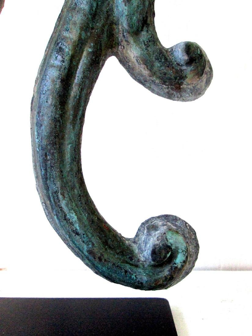 Rare Early Gargoyle Weathervane - 5
