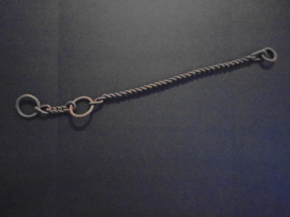 Hand Forged Conestoga Wagon Chain