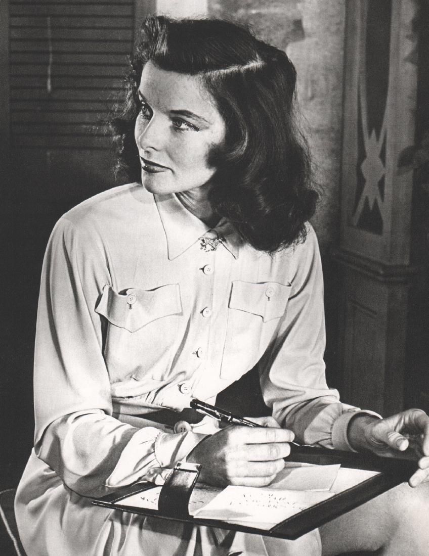 ALFRED EISENSTAEDT - Katharine Hepburn 1940