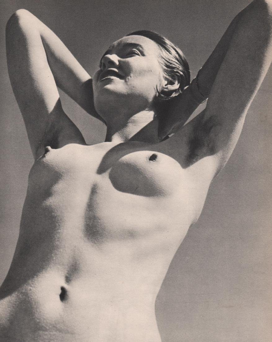 ANDREAS FEININGER  - Nude in the sun