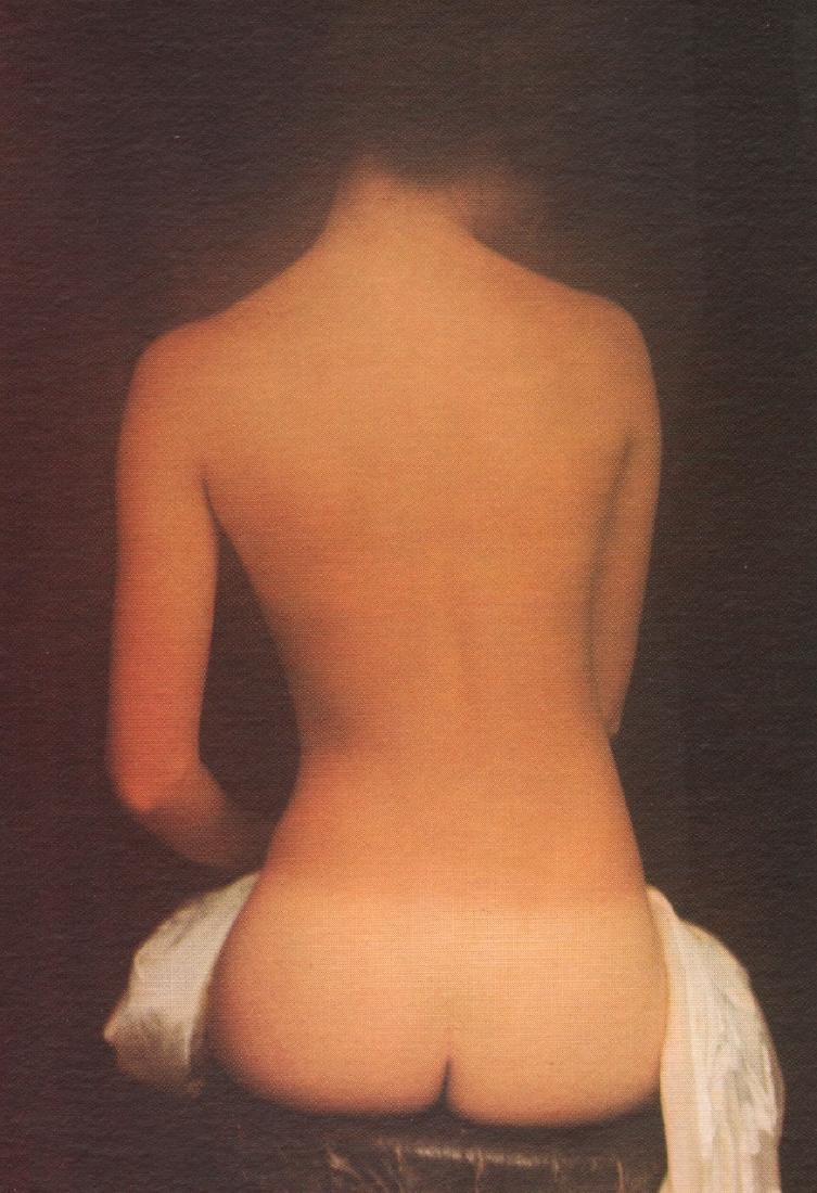 DAVID HAMILTON - Senuous Beauty
