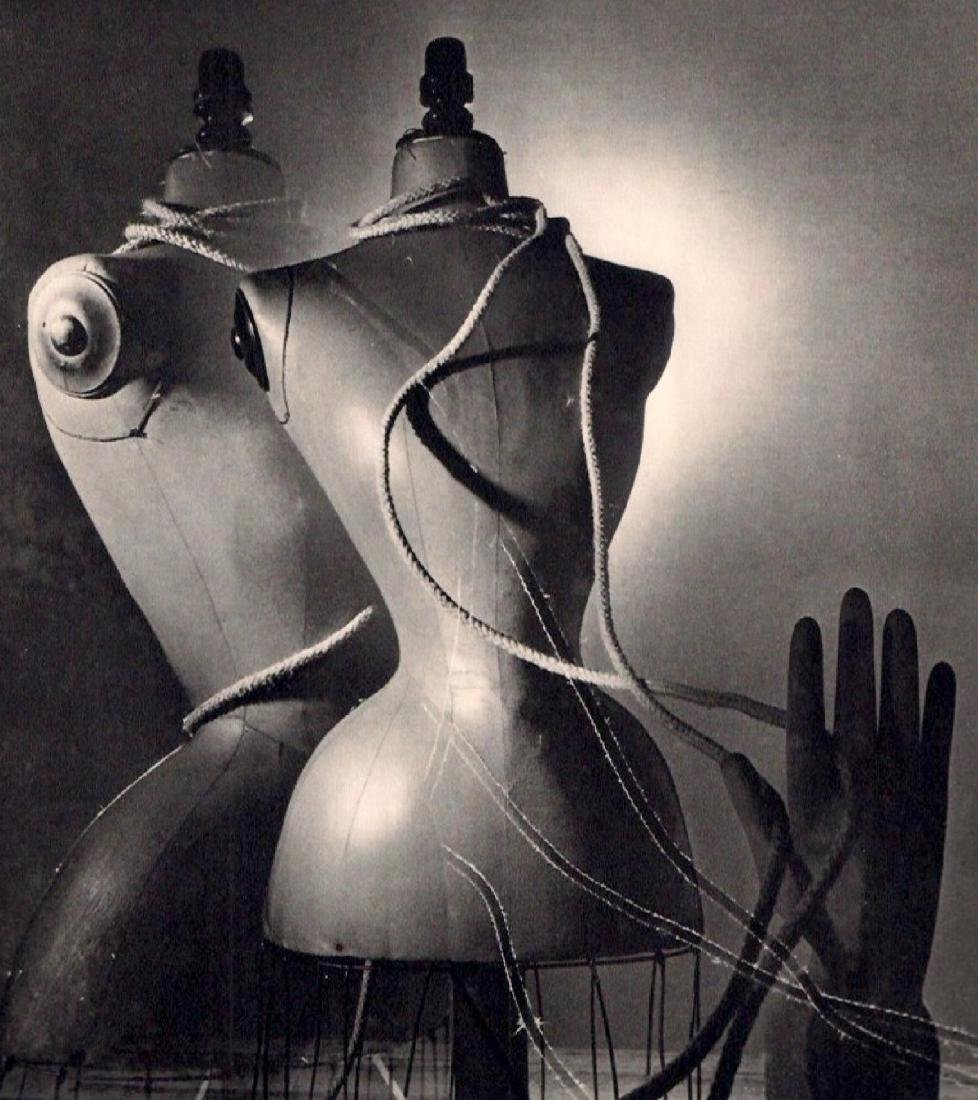 HERBERT LIST -  Dress Forms