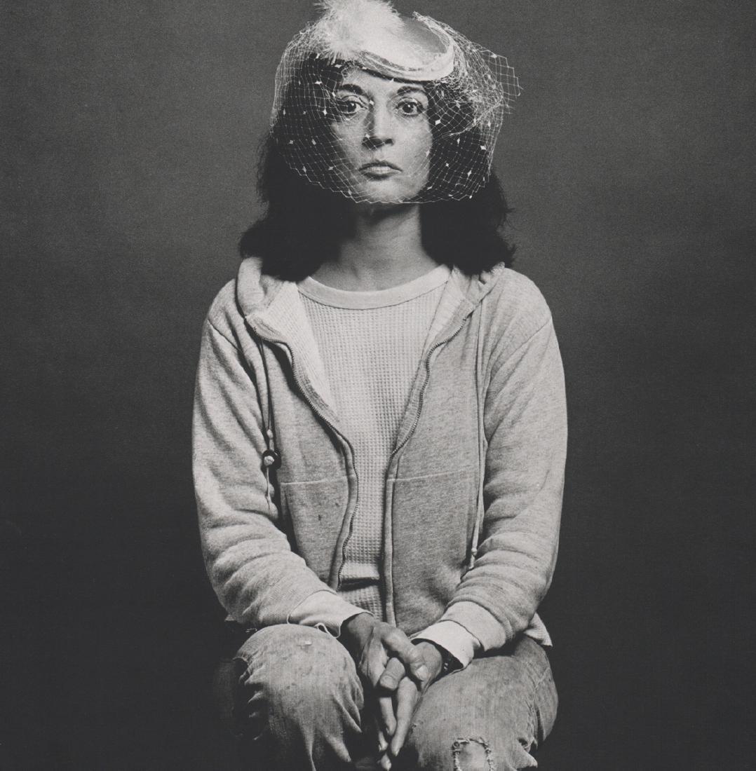 ROBERT MAPPLETHORPE - Marisol, 1979