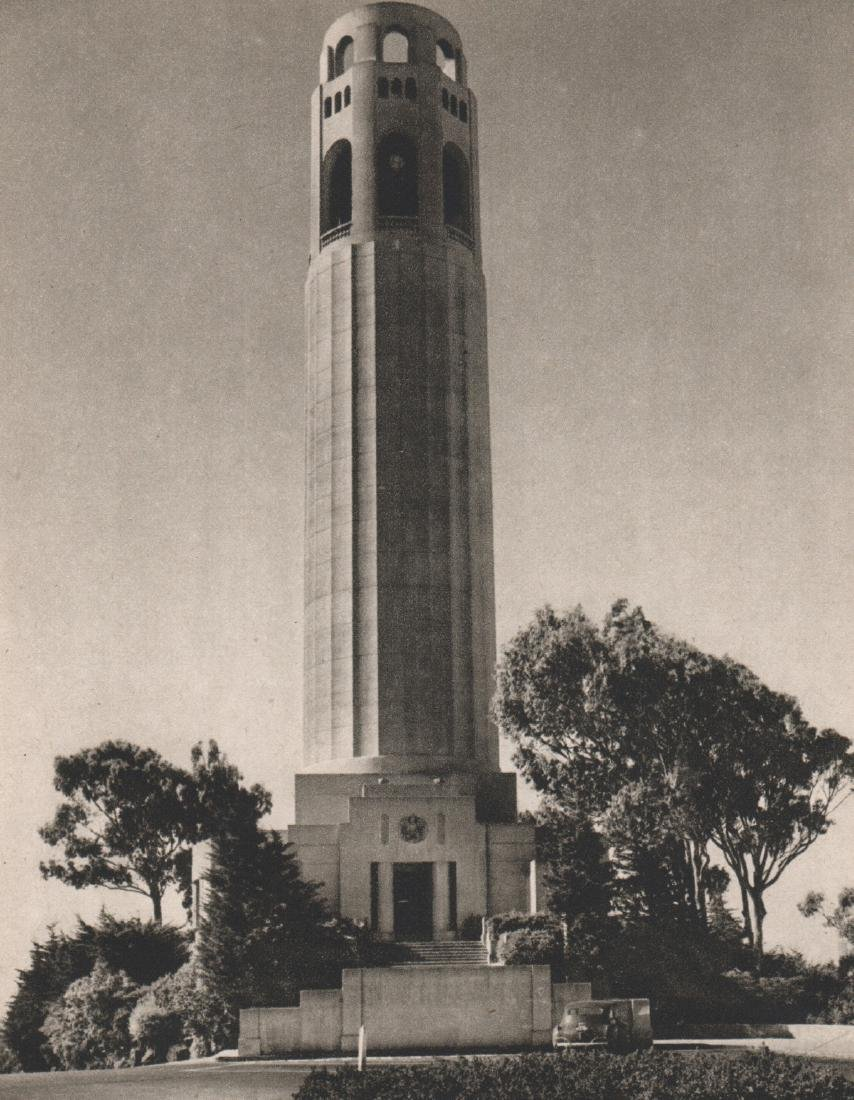 JOSEF MUENCH  - Coit Tower