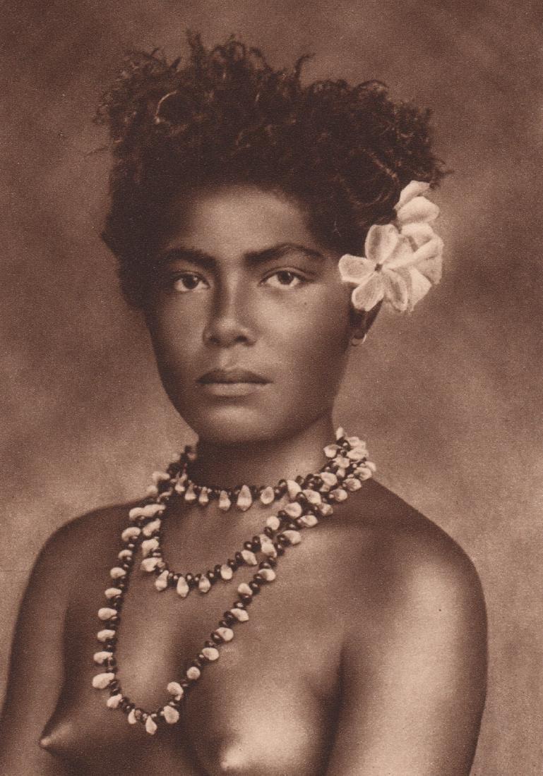 Unknown - Samoan Woman