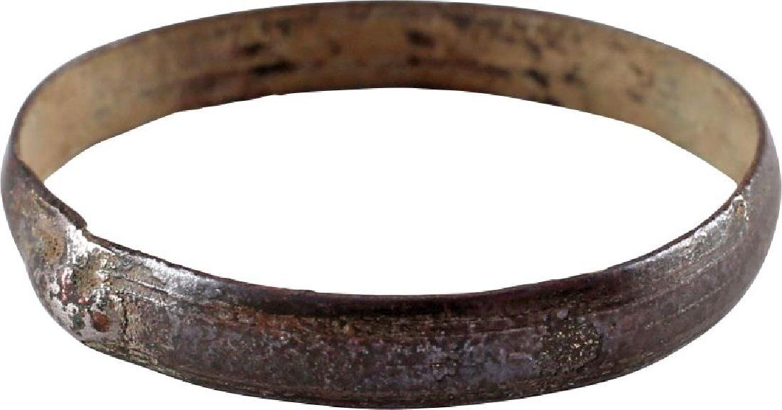 GOOD VIKING WEDDING RING C.850-1000 AD