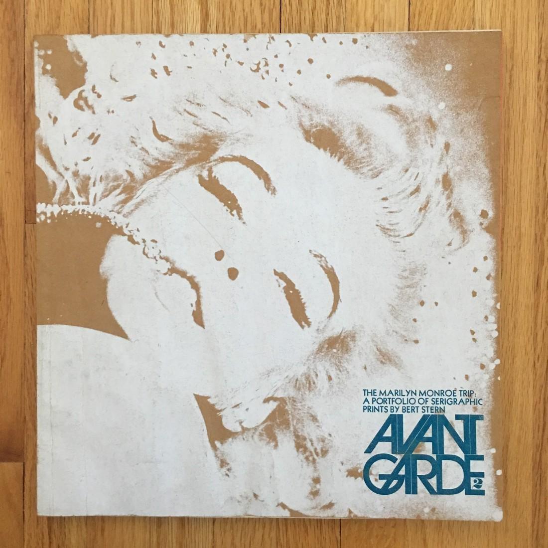 AVANT GARDE #2 - with iconic Marilyn Monroe Serigraphs