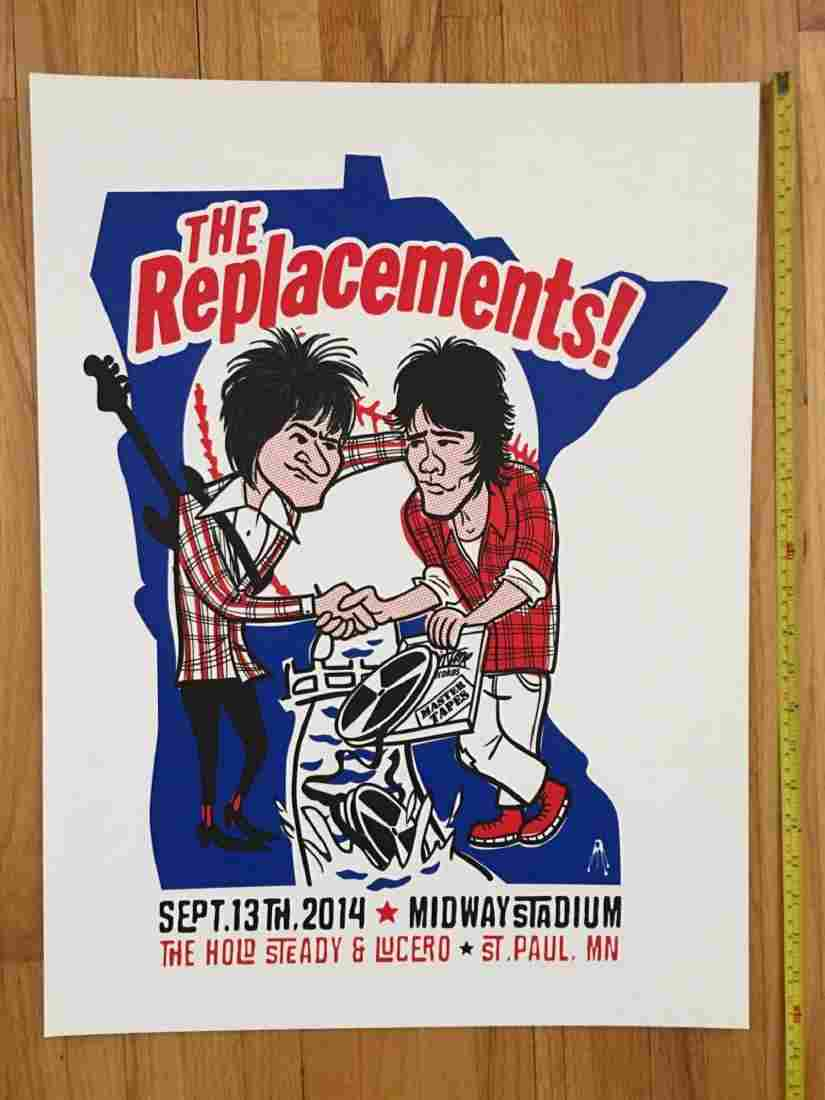 THE REPLACEMENTS - MIDWAY STADIUM