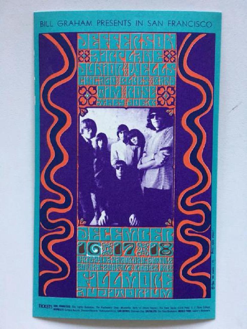 BG042 - Postcard 2nd Printing - Jefferson Airplane