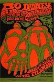 Bo Diddley Postcard - BG71