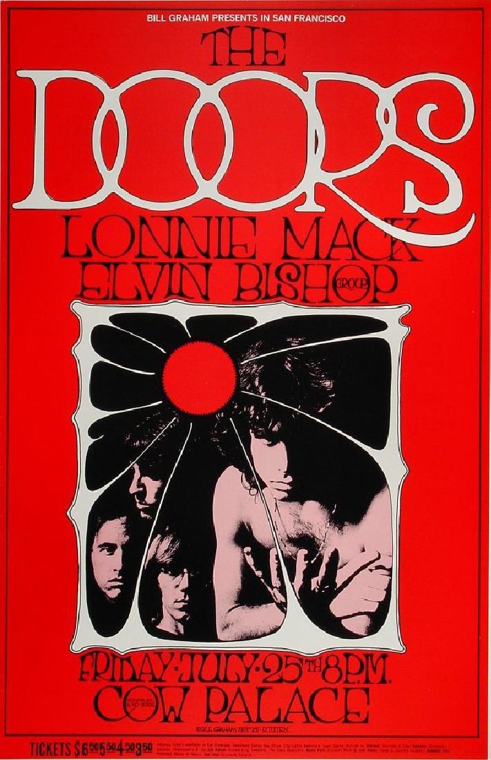 The Doors Postcard  - BG186