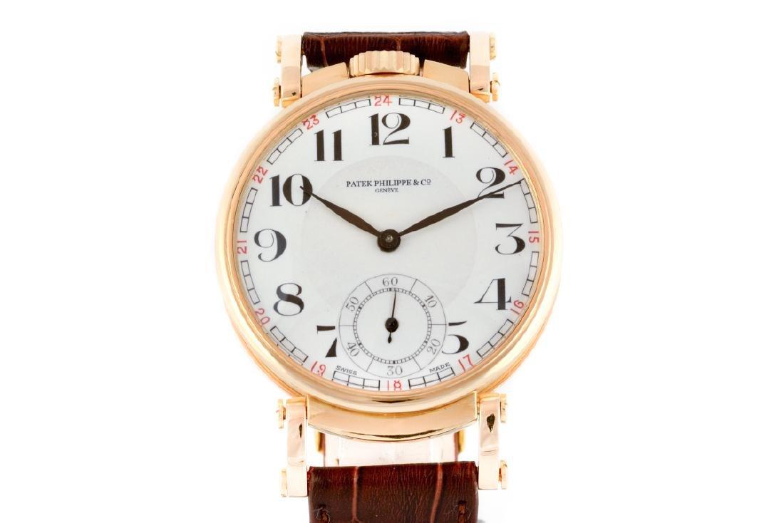 Rare Patek Philippe 14K Solid Gold watch, 1886