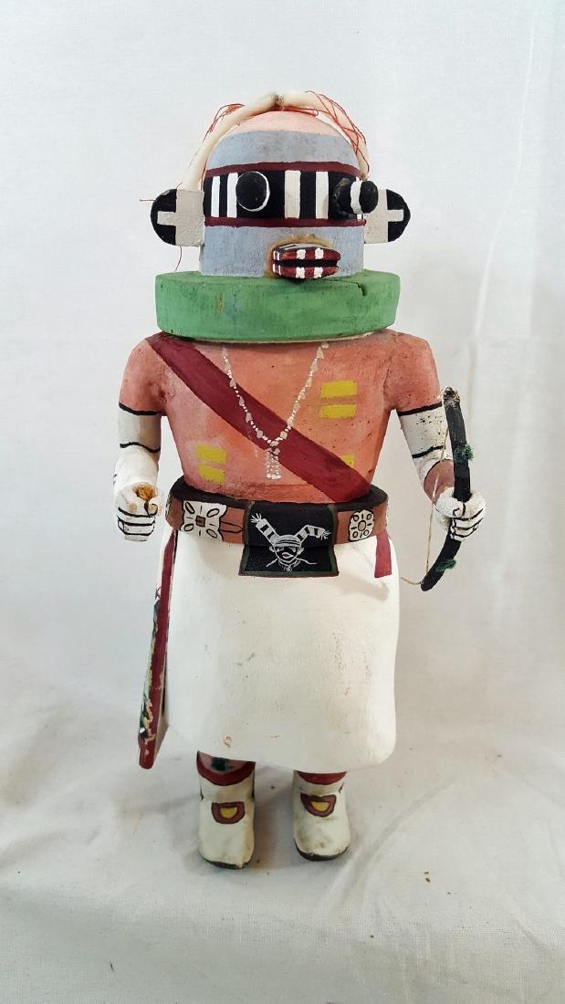 Hopi kachina doll ca 1950's.