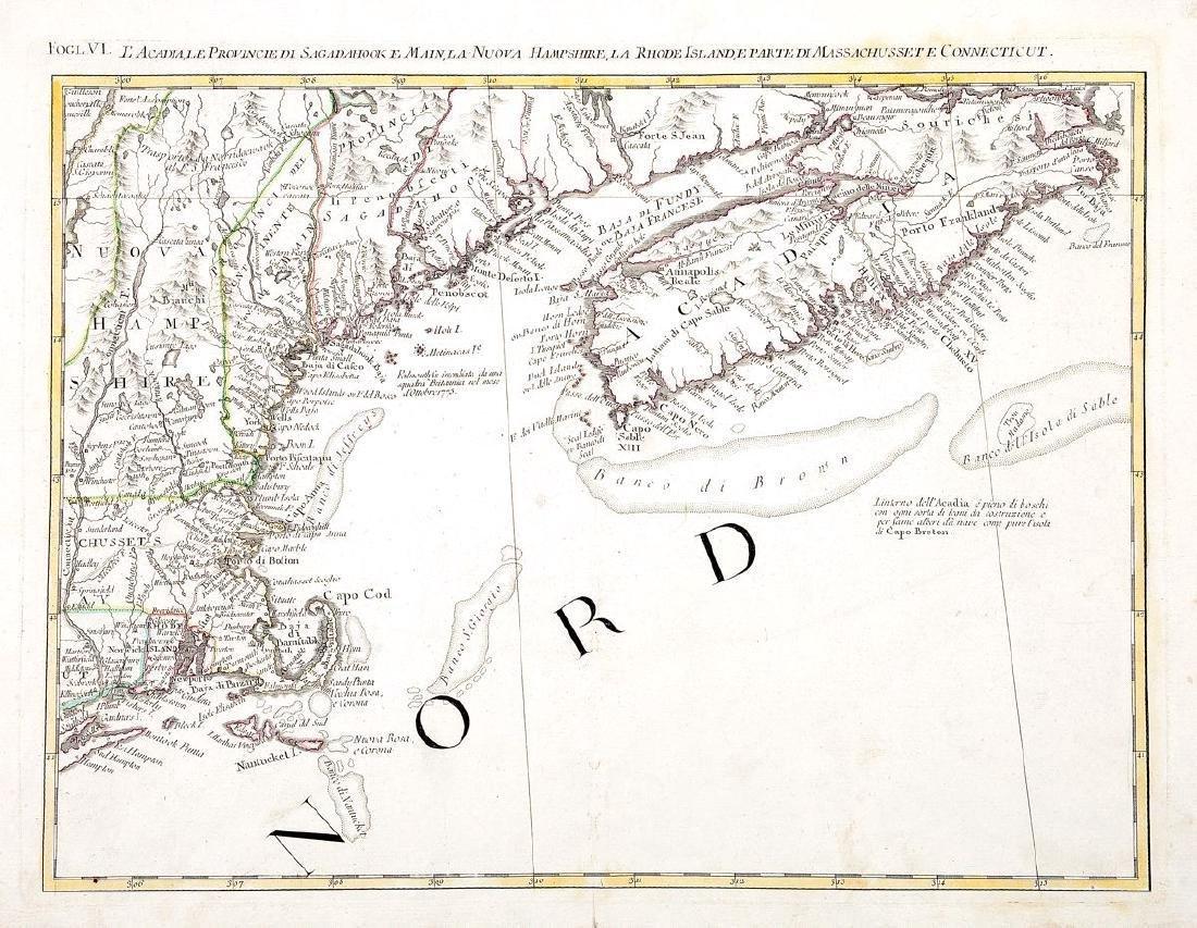 Zatta: Acadia, New England