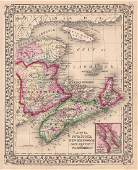 Mitchell: Canadian Maritime Provinces