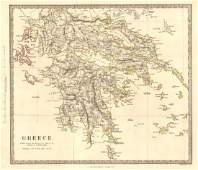 GREECE. United States of the Ionian Islands.