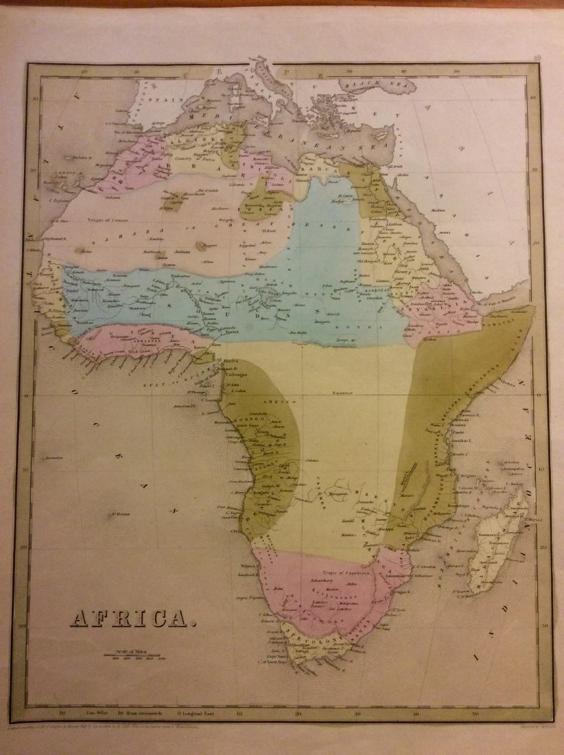 Africa by Bradford