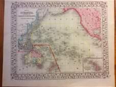 Oceana insert of Hawaii
